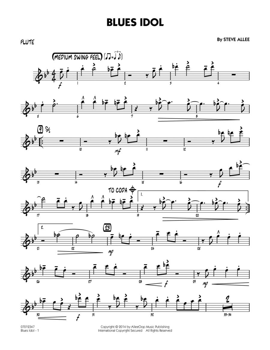 Blues Idol - Flute