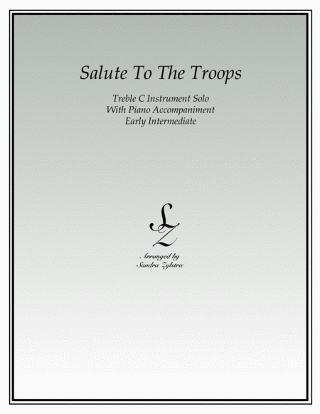 Salute To The Troops
