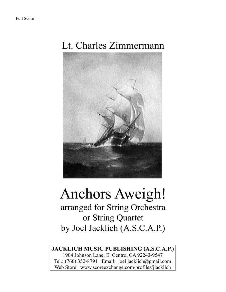 Anchors Aweigh! (1906)
