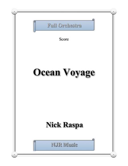 Ocean Voyage - Score
