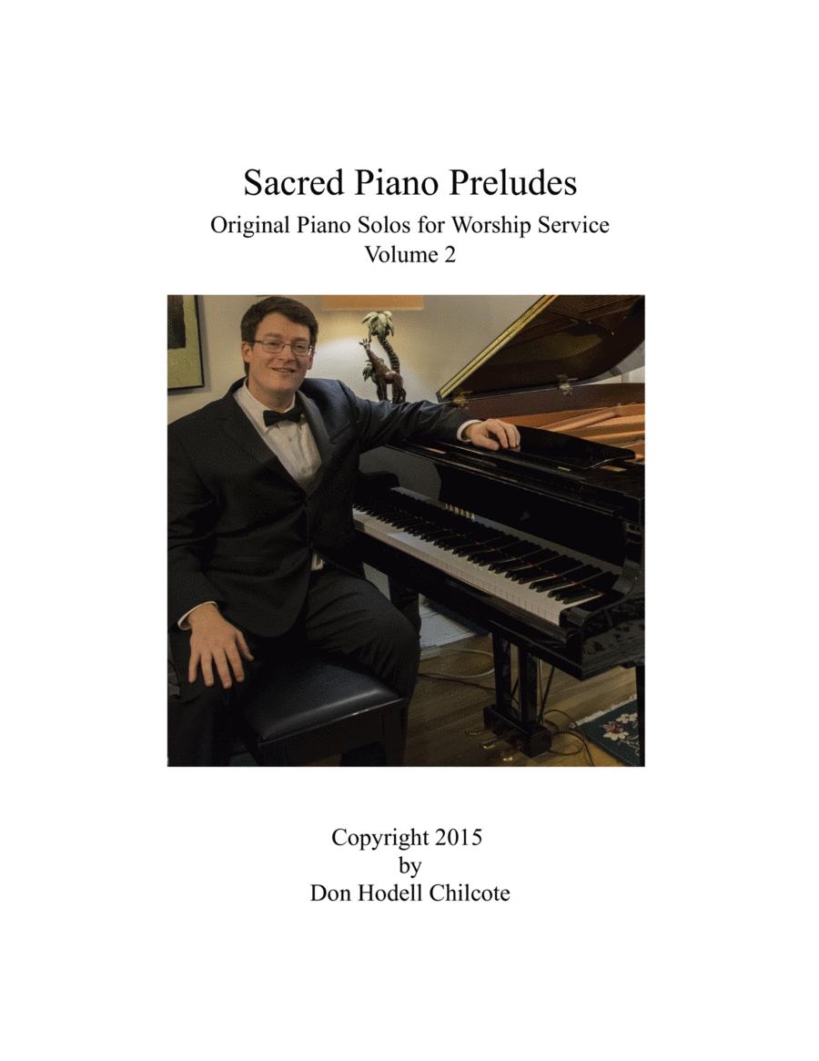 Sacred Piano Preludes, Volume 2