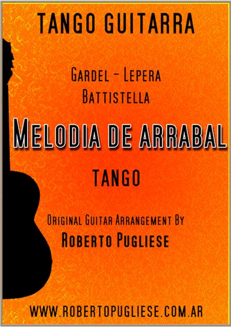 Melodia de arrabal - tango guitar by Roberto Pugliese