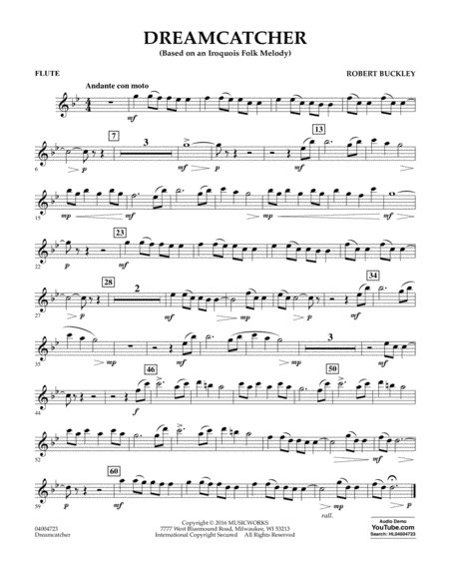 Dreamcatcher - Flute