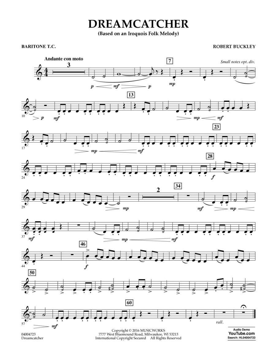 Dreamcatcher - Baritone T.C.
