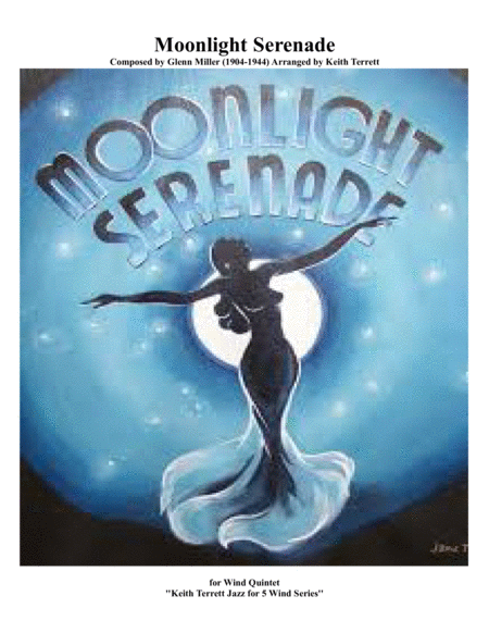 Moonlight Serenade for Wind Quintet