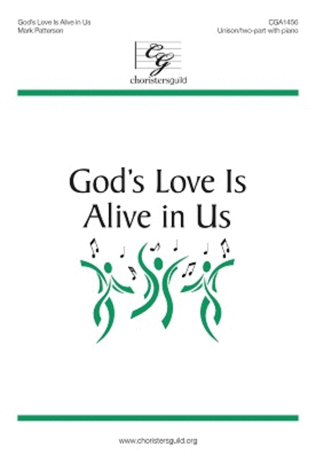 God's Love Is Alive in Us