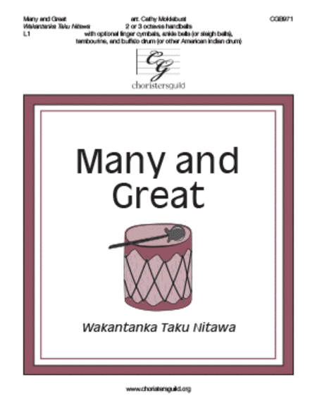 Many and Great (2 or 3 oct)