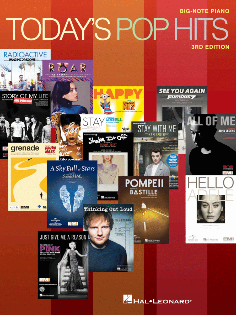 Today's Pop Hits - 3rd Edition