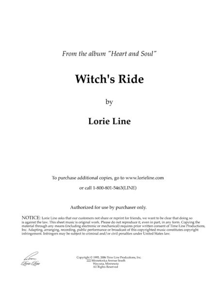 The Witch's Ride