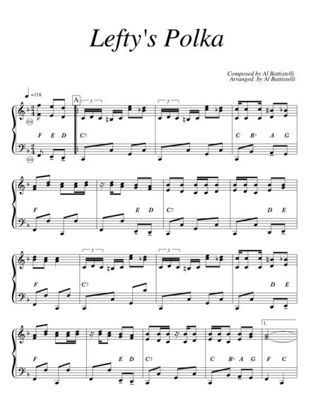 Lefty's Polka