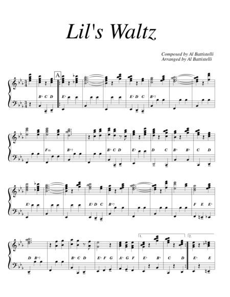 Lil's Waltz