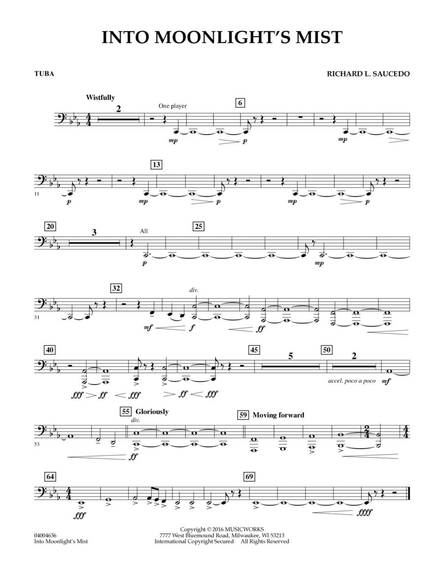 Into Moonlight's Mist - Tuba