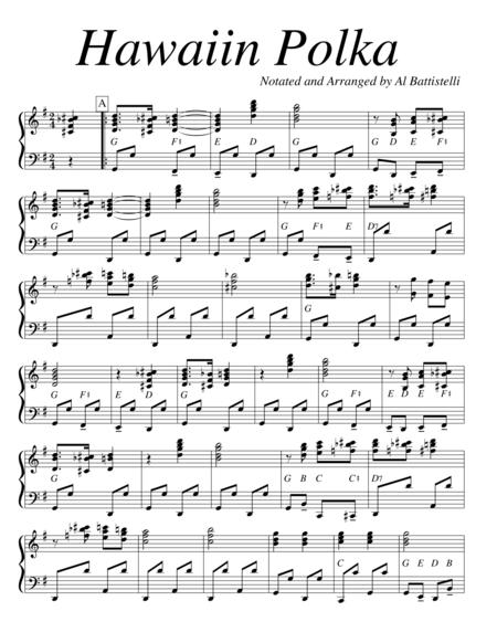 Hawaii Polka