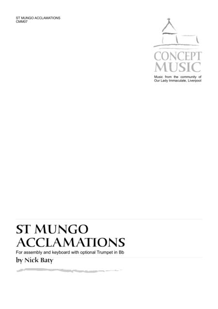 St Mungo Acclamations