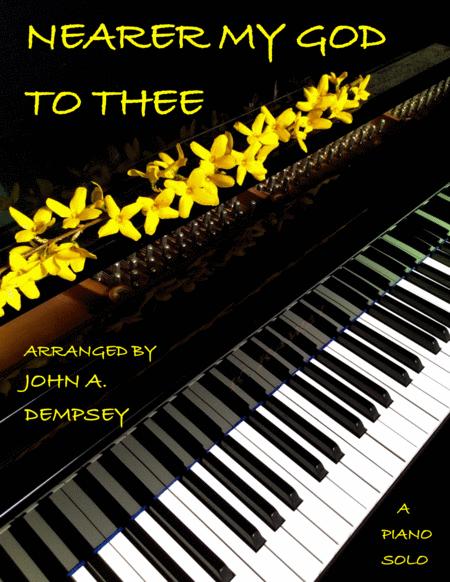 Nearer My God to Thee / O Mio Babbino Caro (Piano Solo)