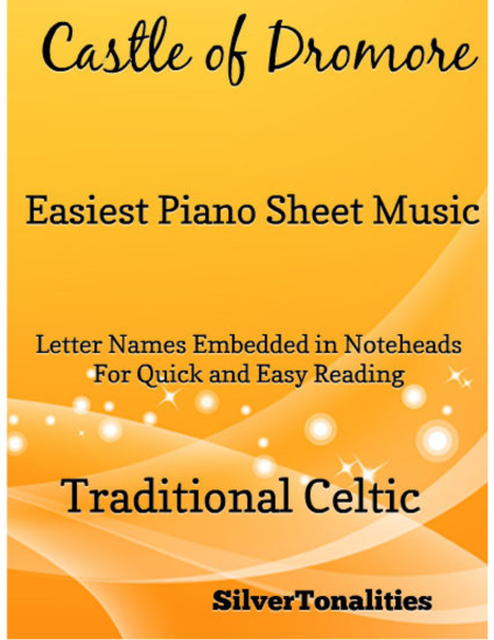 Castle of Dromore Easiest Piano Sheet Music