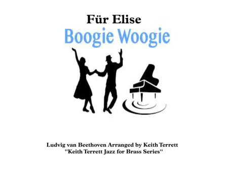 Für Elise Boogie Woogie for French Horn & Piano