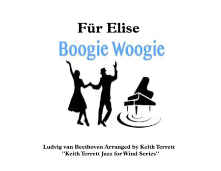 Für Elise Boogie Woogie for Harmonica & Piano