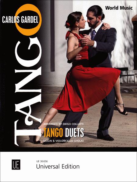 Tango Duets - Violin and Cello (Viola)