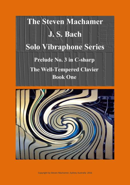 Prelude No. 3 in C-sharp Major, J S Bach