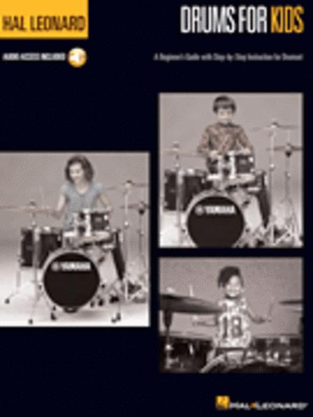 Hal Leonard Drums for Kids