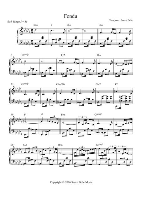 Music for Ballet Class - Fondu