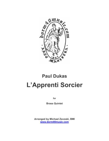 The Sorcerer's Apprentice (L'apprenti sorcier)