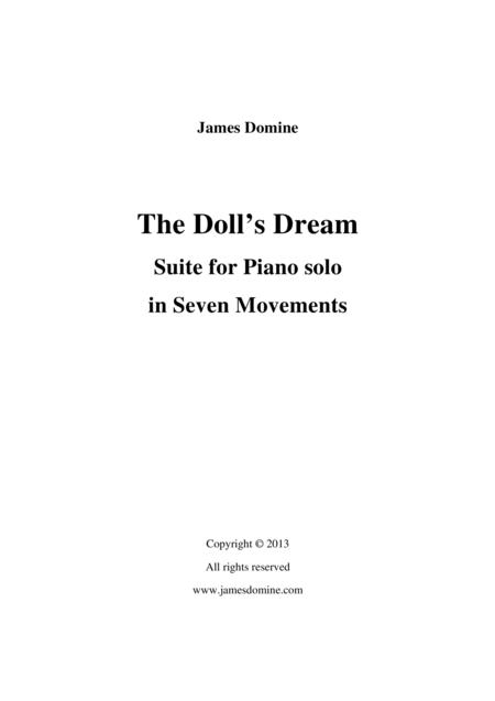 Piano Suite #2 (The Doll's Dream)