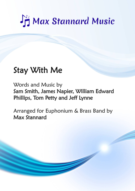Stay With Me (Euphonium Solo)