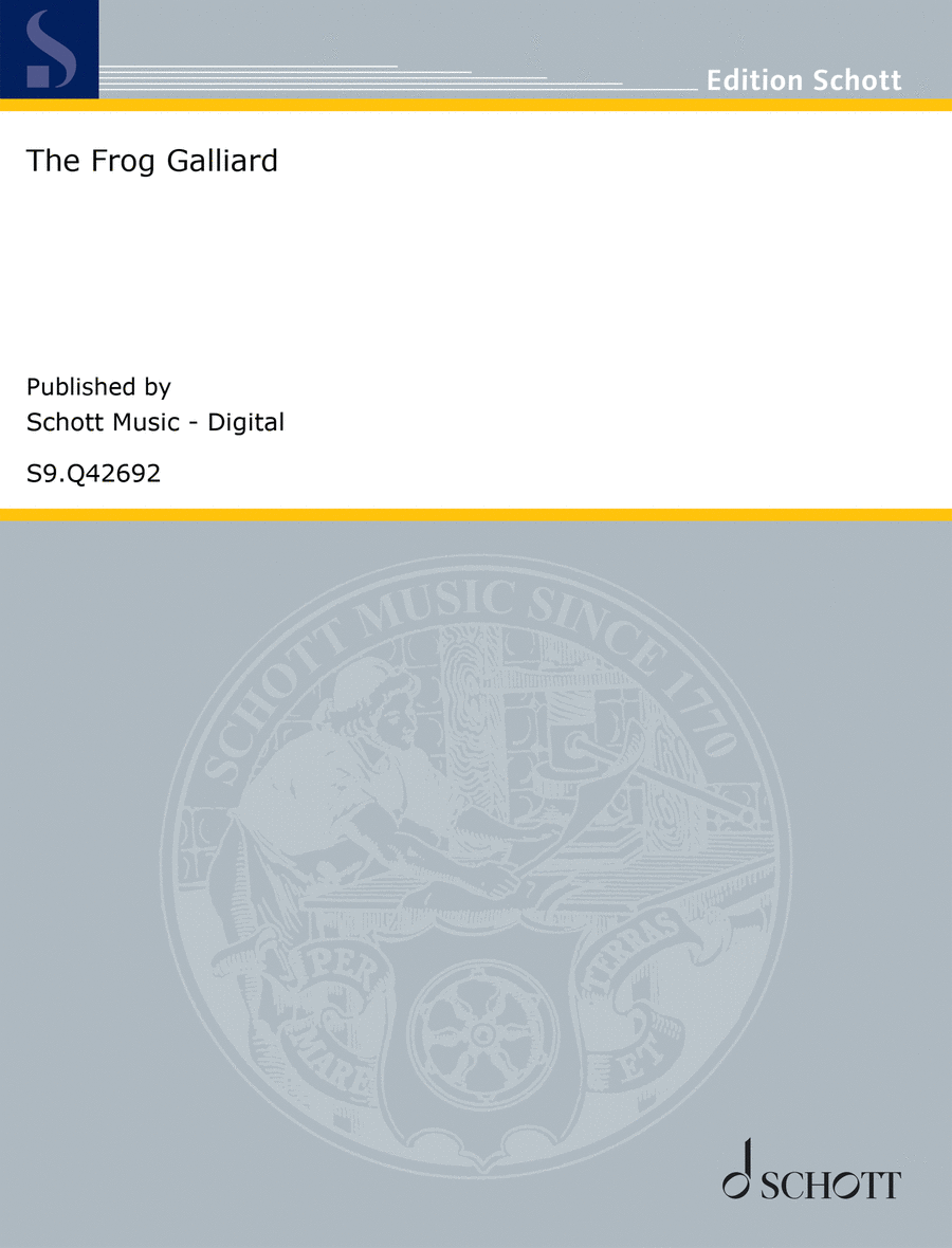 The Frog Galliard