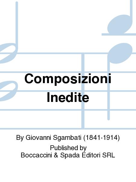 Composizioni Inedite
