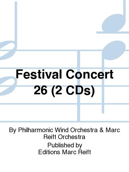 Festival Concert 26 (2 CDs)
