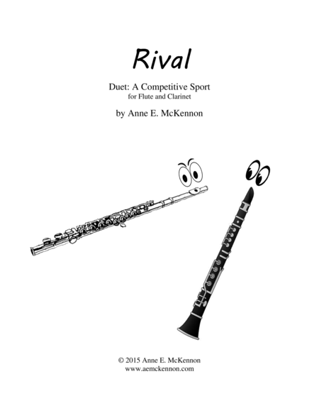 Rival (Duet: A Competitive Sport)