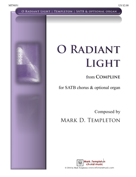 O Radiant Light
