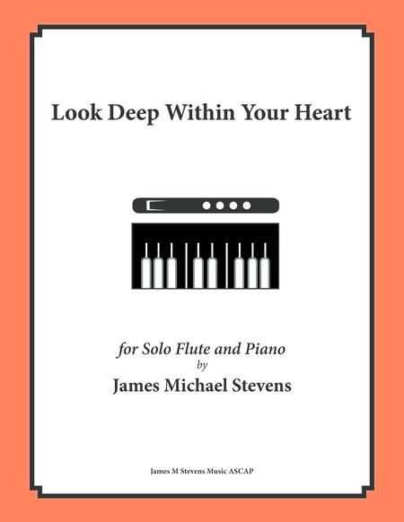 Look Deep Within Your Heart (Flute Solo)