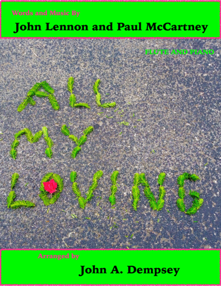 All My Loving (Beatles Flute and Piano)