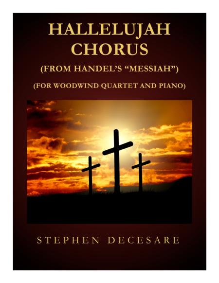 Hallelujah Chorus (for Woodwind Quartet)