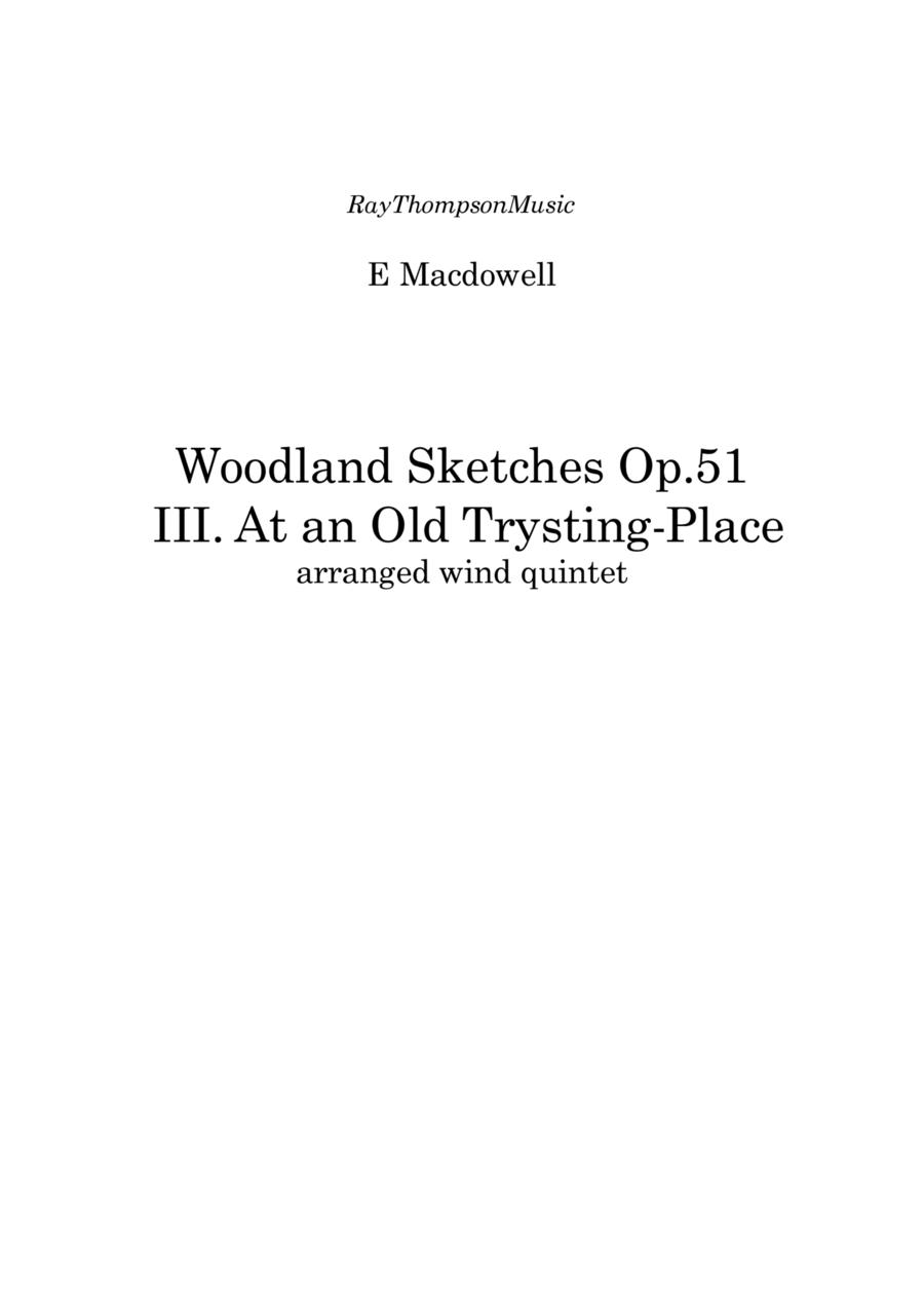 MacDowell: 10 Woodland Sketches Op.51 No.3