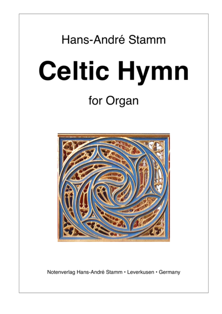 Celtic Hymn for organ