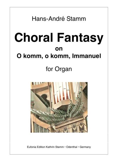 Chorale Fantasy on 'O komm, o komm, Immanuel' for organ