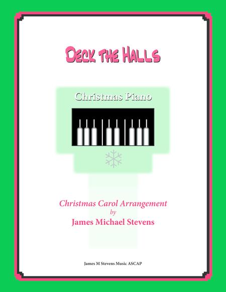 Deck the Halls (Christmas Piano)