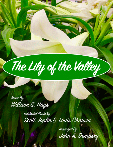 Ragtime Moods: The Lily of the Valley / Heliotrope Bouquet