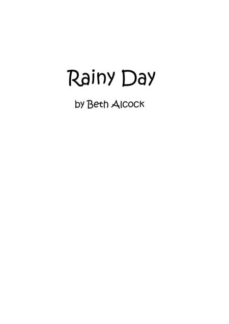 Rainy Day by Beth Alcock