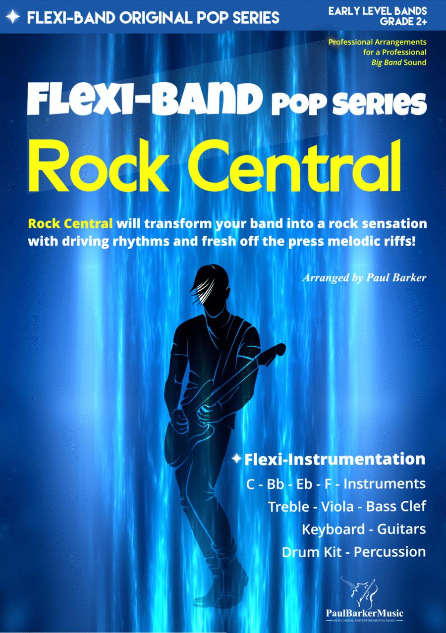 Rock Central (Score & Parts)