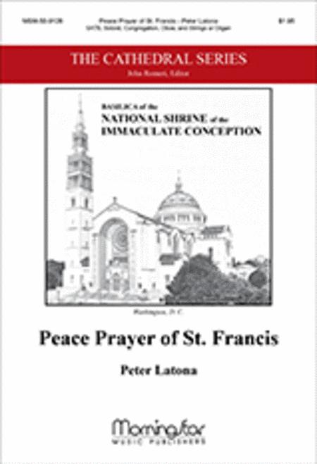 Peace Prayer of St. Francis