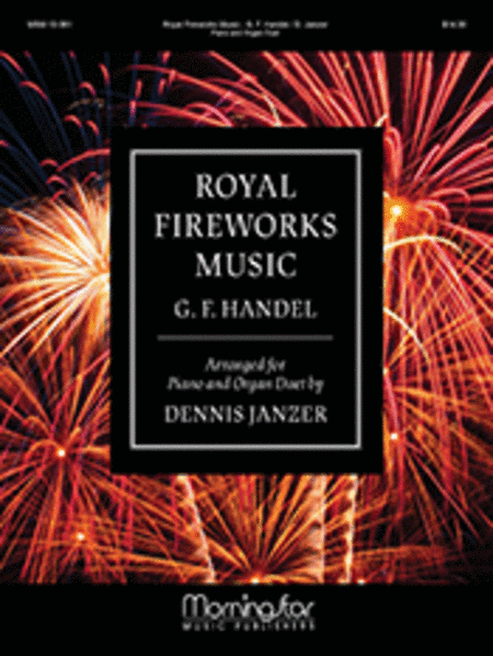 Royal Fireworks Music - Piano and Organ Duet