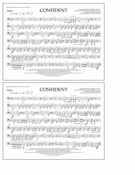 Confident - Tuba