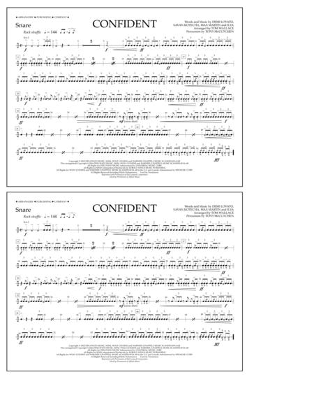 Confident - Snare
