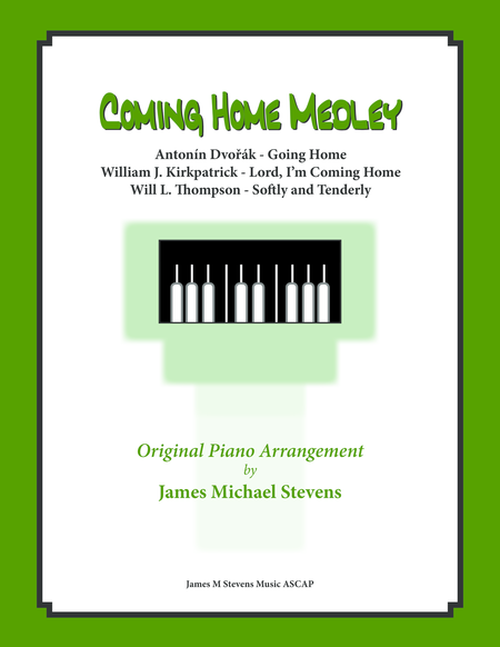 Coming Home Medley - Solo Piano
