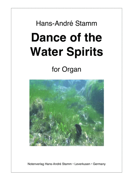 Dance of the Water Spirits for organ